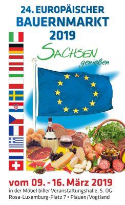 Europäischer Bauernmarkt 2019