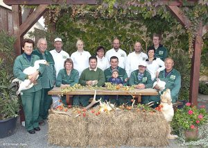 Das Team vom Hofgut Kaltenbach