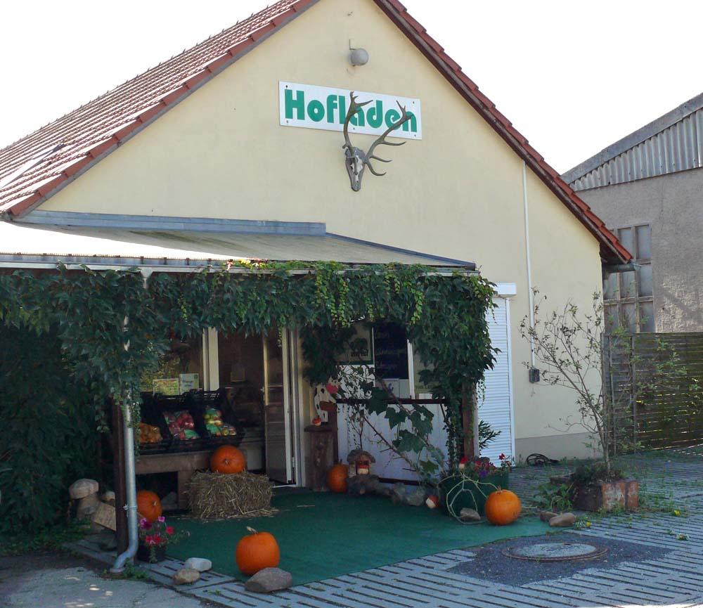 Hofladen in Thiendorf-Welxande