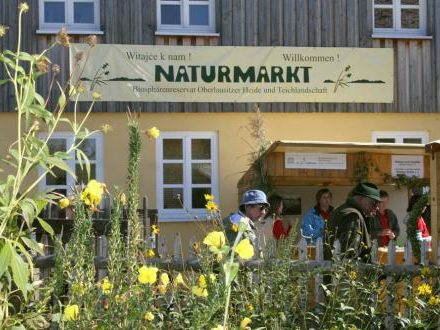 Naturmarkt in Wartha