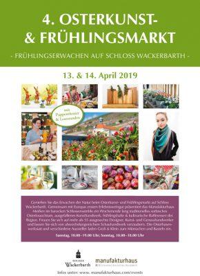 Osterkunstmarkt 2019